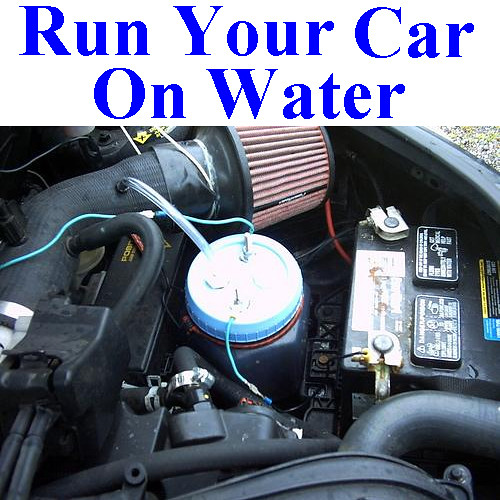 5895761571 5236a00106 Convert Your Car To Run On WATER..