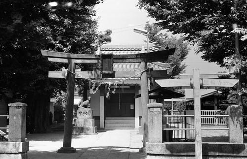 稲成神社(稲荷木)