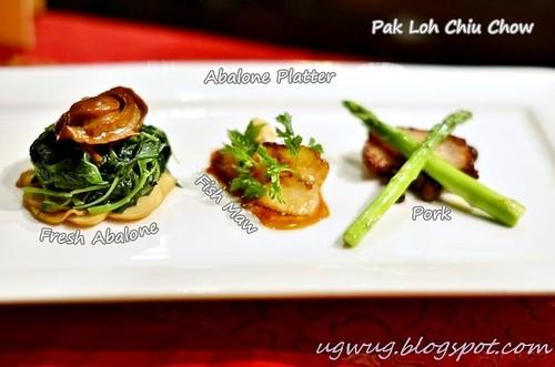 Abalone Platter