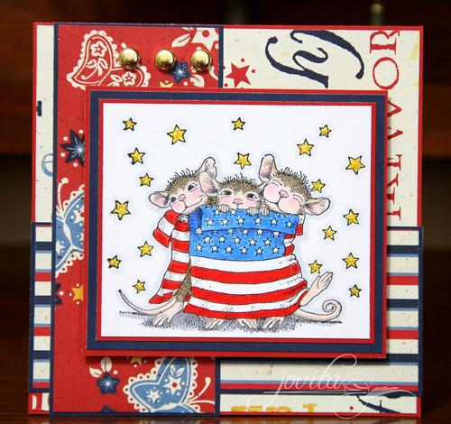 Patriotic Wrap