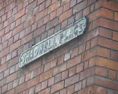 Shadwell Place (Avvie_) Tags: frances coles london east spitalfields aldgate whitechapel jack ripper stepney wapping catherine wheel alley swallow gardens st georges mortuary