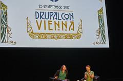 DrupalCon Vienna - Closing Ceremony - Thursday - DrupalCon Dublin 2016