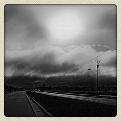 Pflugerville Parkway No. 2 (johnnyp_80435) Tags: road morning sunrise cloud sky texas pflugerville