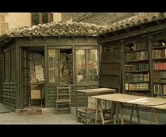 2, Librera San Gins (Sally Foto) Tags: madrid books libros sangines sallypimienta