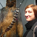 Jessica and Chewbacca