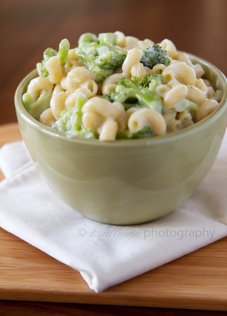 Broccoli and White Cheddar Mac & Cheese « The Craving Chronicles