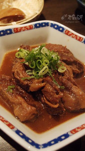 味噌燉牛肉