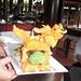 Nghệ thuật trang trí ẩm thực Huế - Kì lân làm bằng cà rốt