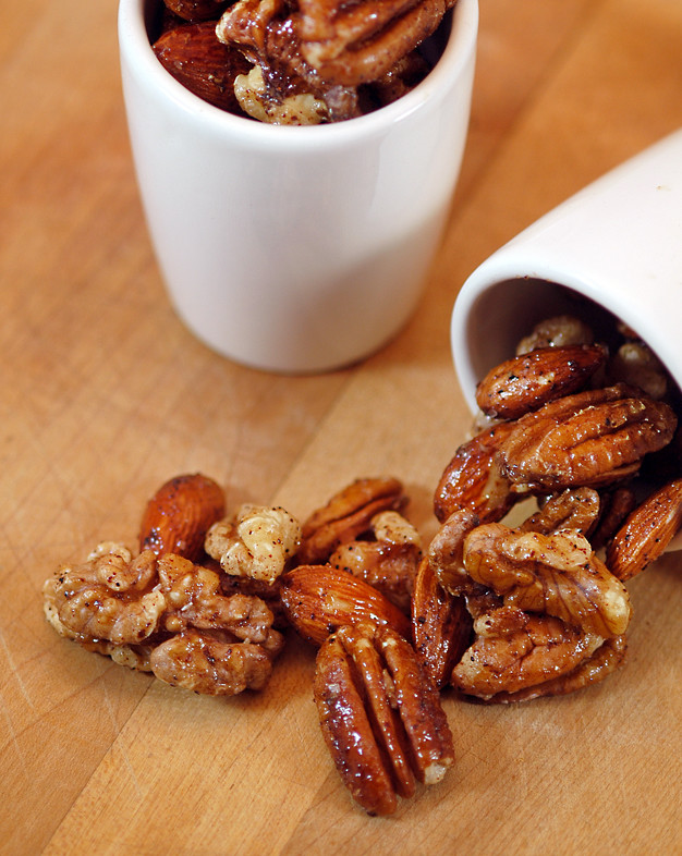 Spicy Maple Nuts 2
