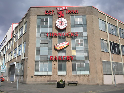 Tunnock's Daylight Bakeries, Uddingston