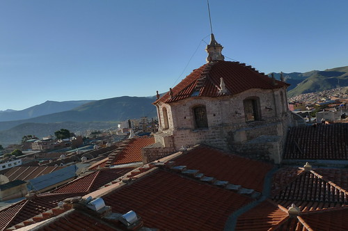 Cathedral Rooftop - Potosi, Bolivia