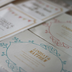 Invitation ideas.