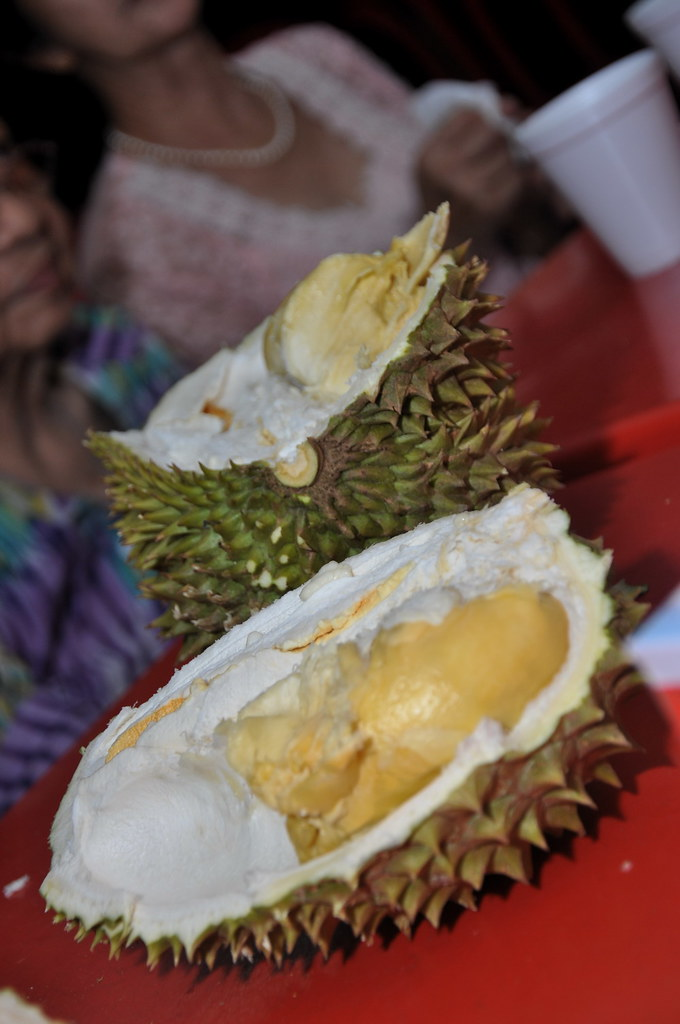 Durian with Alan Yun Durian