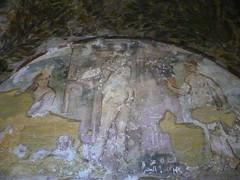 Qusayr 'Amra, Jordan tepidarium fresco (army.arch) Tags: castle desert interior unesco worldheritagesite jordan fresco bathhouse frescos qasramra frescoes easterndesert qusayramra umayyad tepidarium quseiramra
