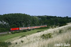 1116 020-7, 07.08.2008, Nickelsdorf (mienkfotikjofotik) Tags: train eisenbahn rail railway taurus bahn bb kolej koleje 1116 sterreichische vast es64u2 bundesbahnen vasutak bb