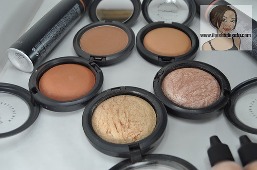 Power Of Makeup >> MAC Bronze Everyday Swatches and Review Part 1: Mineralize