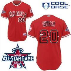Los Angeles Angels of Anaheim #20 Juan Rivera Red Cool Base 2010 All Star Patch Jersey (Terasa2008) Tags: jersey losangelesangels  cheapjerseyswholesale cheapmlbjerseys mlbjerseysfromchina mlbjerseysforsale cheaplosangelesangelsjerseys
