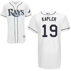 Tampa Bay Rays #19 Scott Kazmir White Home Jersey (Terasa2008) Tags: jersey tampabayrays  cheapjerseyswholesale cheapmlbjerseys mlbjerseysfromchina mlbjerseysforsale cheaptampabayraysjerseys