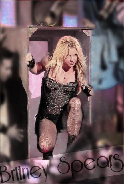 Britney Spears - The Femme Fatale. by « Eяy Loves Bяitney. »