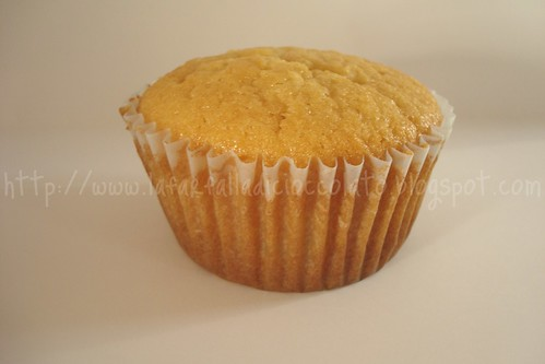 Cupcakes alla panna e marmellata di limoni