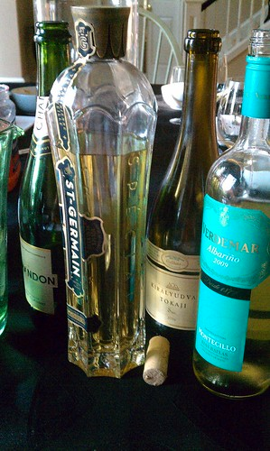 Spring Wine Pairings by atl10trader
