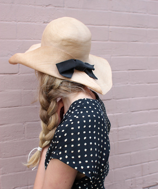 new hat !
