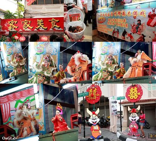 2011辛卯百兔喜迎春新春文化庙会1