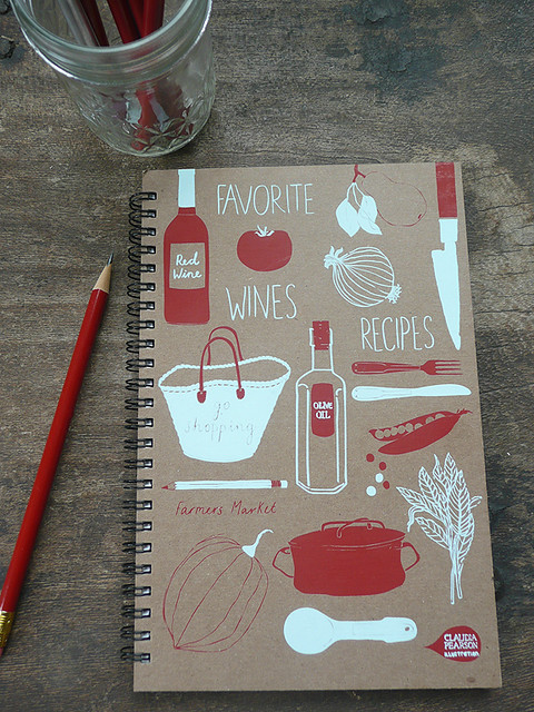 Favorite Food Journal