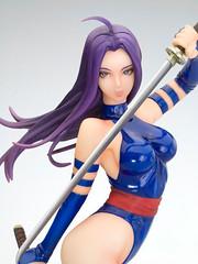 Figura Marvel Psylocke Bishoujo (Acero y Magia) Tags: marvel kotobukiya figura bishoujo psylocke