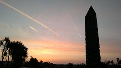 Sunrise over Garryvoe
