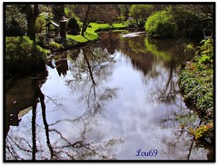 A afternoon walk (lou,69.) Tags: trees green beautiful grass gardens clouds canon reflections buxton earth derbyshire bluesky powershot louise april davidson highpeak 2011 digitalcameraclub lou69