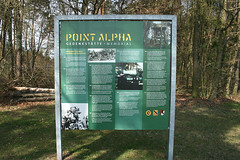 Point Alpha - Sign