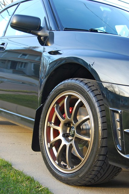 17x8 wheels - what tires are you running? - North American Motoring