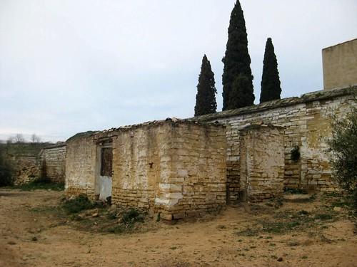 Corralillo de los ahorcados, detrás del cementerio