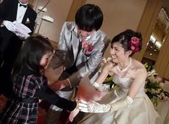 東先生・結婚式2
