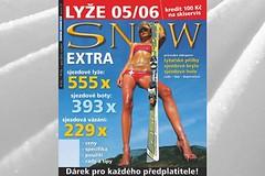 SNOW 21 EXTRA - říjen 2005