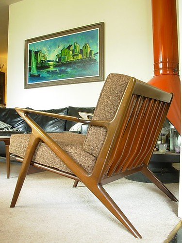 Selig Z Chair