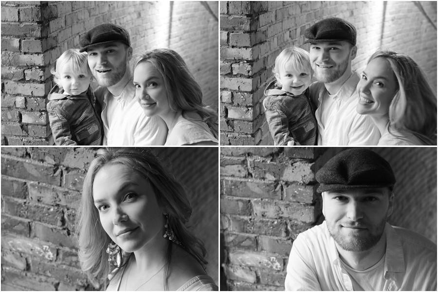 Josh, Jeanine & Liam | Familyl Portraits