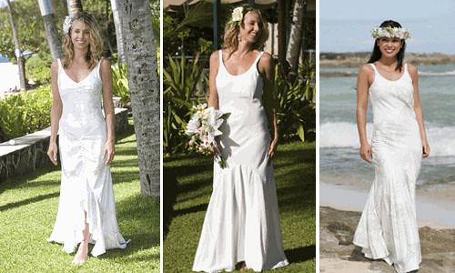 vestidos simples de noivas