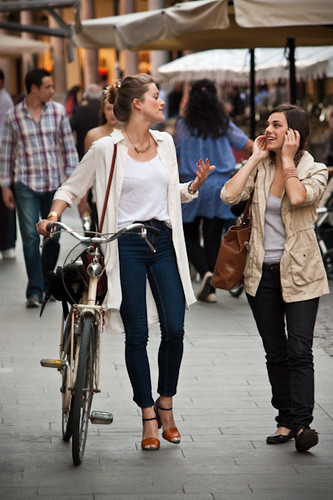 Italian Cycle Chic [Padova]
