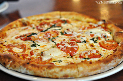 Margherita Pizza at CRAVE ~ Edina, MN