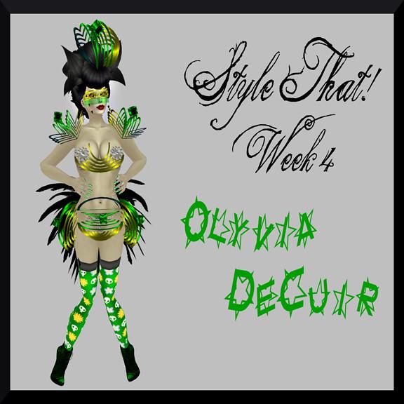 Olyvia DeCuir