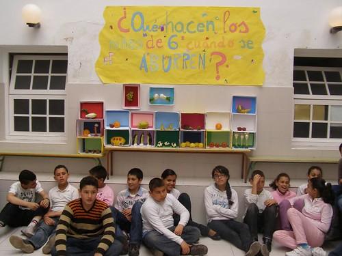 Exposición Colegio Mediterraneo
