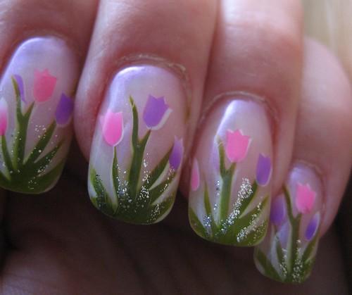Spring Thing Nails