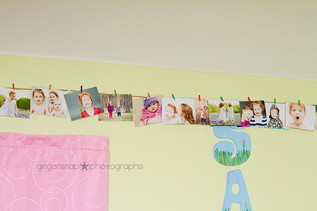 mounted photos sawyer room1
