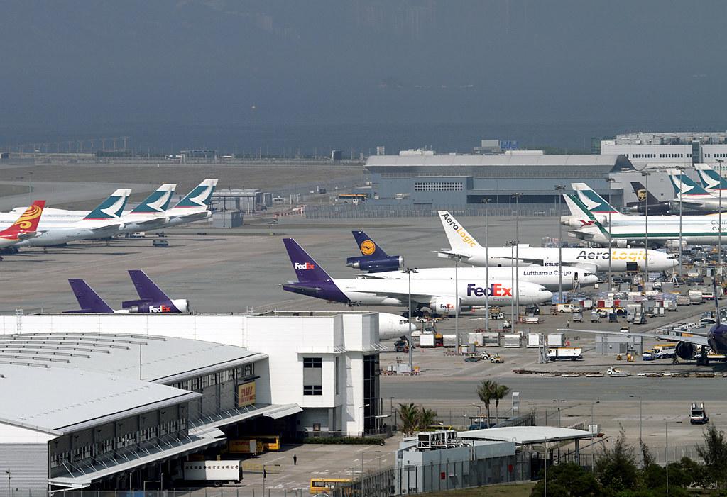 Cargo Area | Hong Kong - Chek Lap Kok International | HKG | VHHH | China