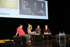 """""""Blogger_innen im Gesprch"""" auf der re:publica 2011 (re:publica 2016) Tags: republica berlin tag2 konferenz rp11 14042011"""