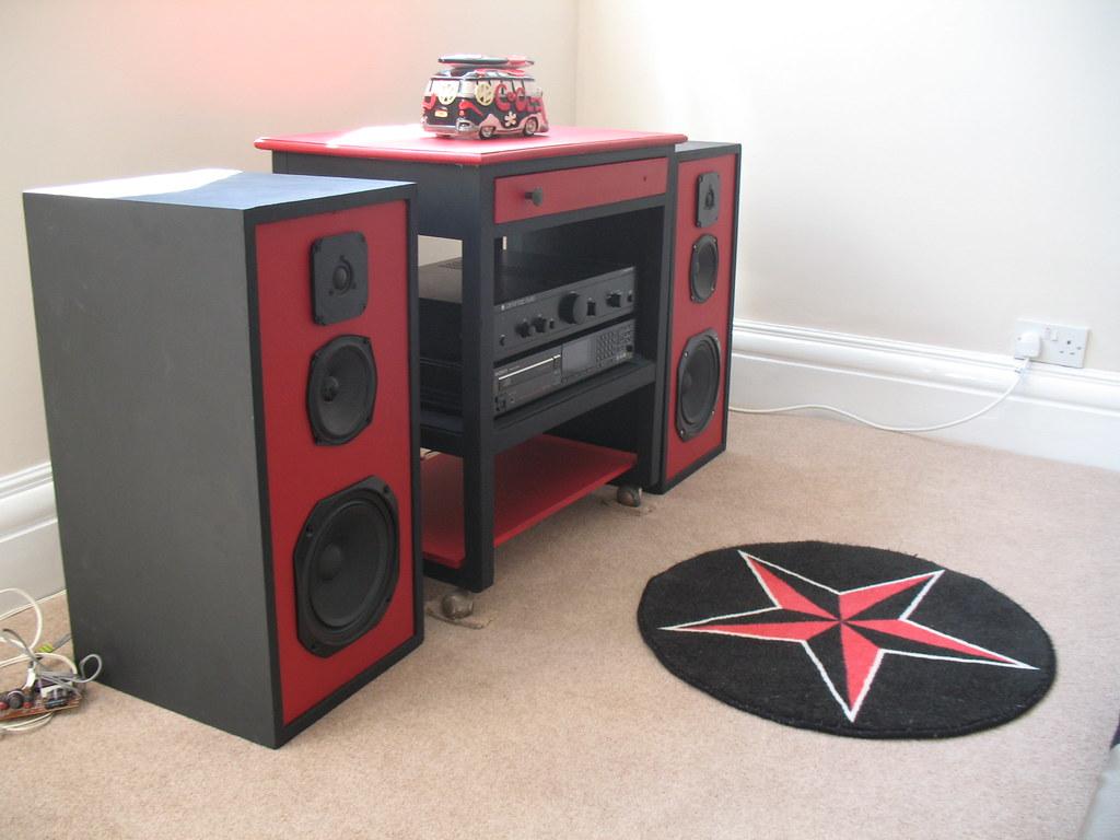 Custom Built Speakers