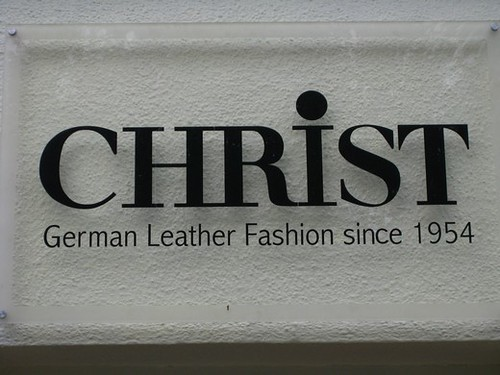 CHRiST German Leather Fashion
