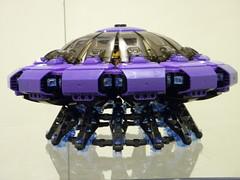 P4150036 (the BCth) Tags: lego space ufo flyingsaucer moc modelexpo palikkatakomo